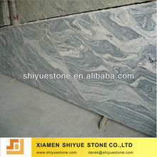 china standard granite slab size