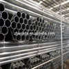 ASTM A500 GR A B corrugated galvanized steel culvert pipe with price per ton