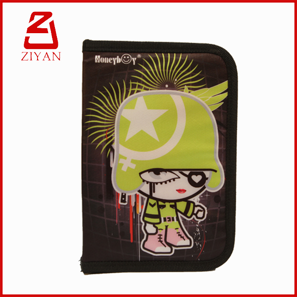 China wholesale top quality cool functional personlalized pencil case for teenagers