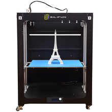 Cheap Price And High Resolution Rapid Prototype Cube Large ABS Filament 3D Printer Sale