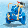600x Electric Solenoid Water Flow Control