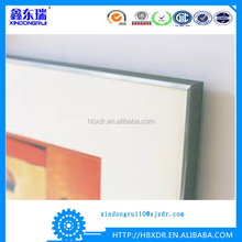 anodized aluminum extrusion for picture frame