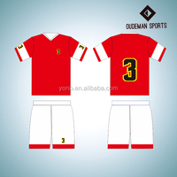 Custom club soccer jersey at factory price