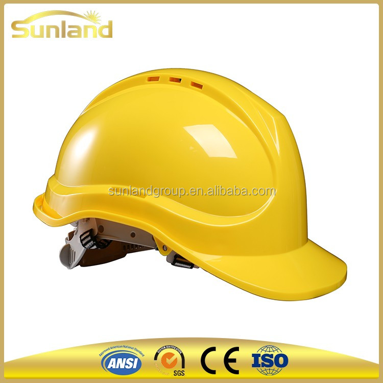 China factory company wholesale hat pins ,ABS safety helmet
