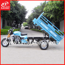 KAVAKI Manual Rickshaw Cargo Trike / Electric Three Wheel Manual Cargo Trike For Adults