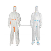 Disposable Lightweight Polypropylene Coverall/Bunny suit