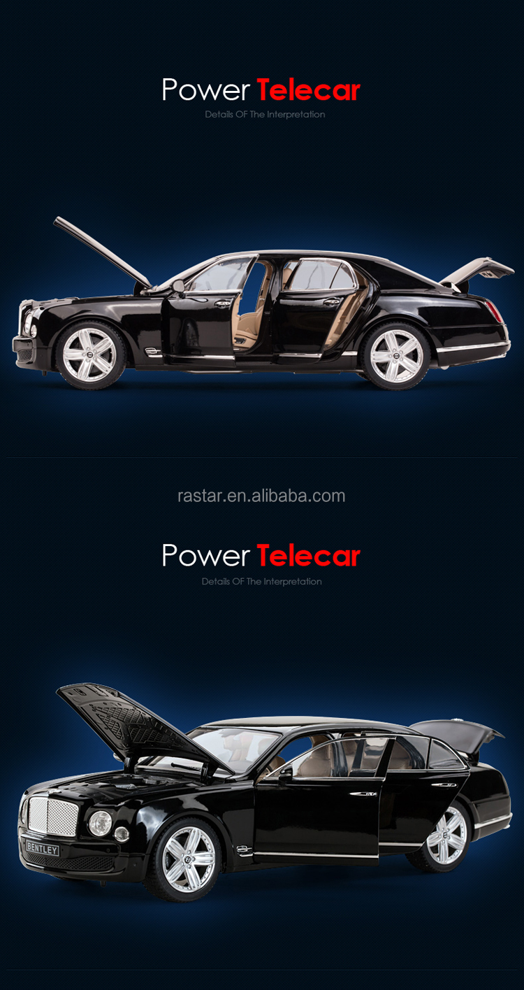 Rastar hot sale toys collecting diecast car model