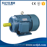 YD2 3Phase Lower Noise Fan Water Pump Asynchronous AC Indction Electric Motors