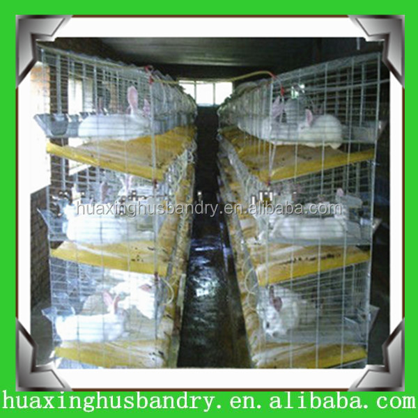 specialized production rabbit cage for farm(manufacturer)