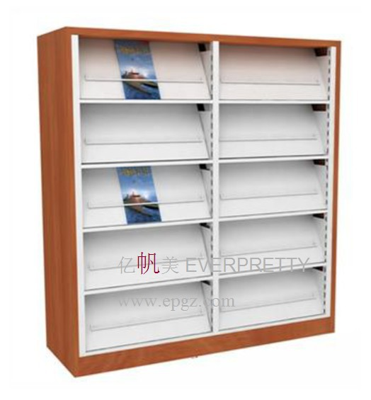 Modern School Furniture Library Furniture Used Bookcase