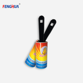 Sticky cloth cleaning tools adhesive lint roller refill