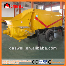high quality truck-mounted line concrete pump
