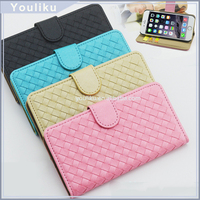 Credit Card Holder Leather Wallet Case for Samsung Galaxy Note 3 Phone Case