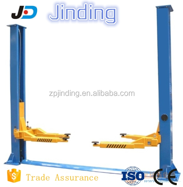 car lifter two post