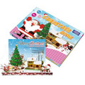 The magic of Christmas tree Cardboard Christmas Home