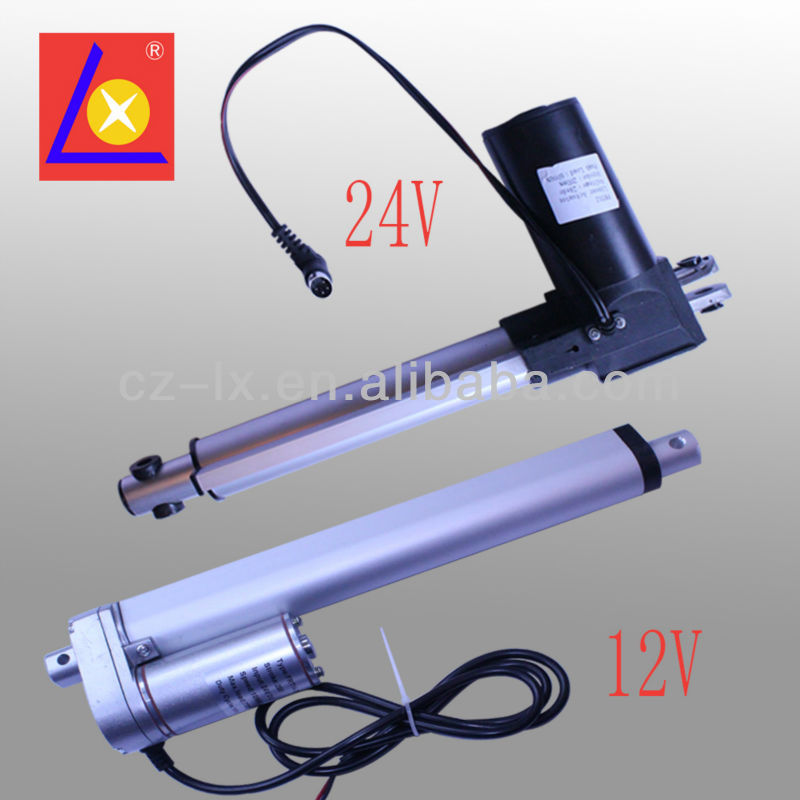 waterproof linear actuator