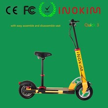 2017 new product Inokim Myway urban off road adults 10in electric scooter