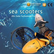 300W Electric Sea Scooter Water Propeller