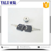 China gold manufacturer best quality cash door cam lock