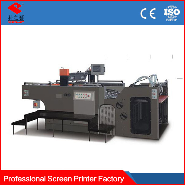 Ykp1020 Professional Manufacturer Hot sale automatic silk screen printing machine