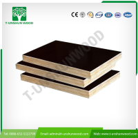 Economical Phenolic Aluminium Coated Film Faced Plywood