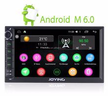 HD Touch Screen 7'' Android Double Din Ram 2gb Rom 32GB Car Video System With Gps Navigation