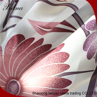 Keqiao market selling,kinds of curtain fabrics ,100% polyester woven fabric