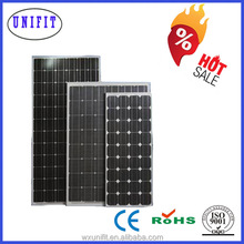 Cheap price mono 75w pv cell solar panel in China