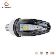UL cUL IP65 Corn Lamp led 40W for street light/wall pack/shoes box