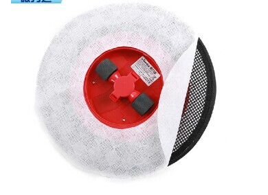hair catcher and Robot mop sweeper,