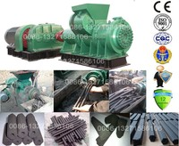 low manufacturing cost coal rods making machine