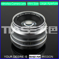 Fixed focal length 35mm F1.7 NEX MFT NIKKOR FX mount mirrorless digital camera manual focus lens