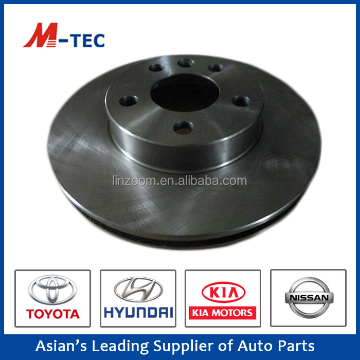 Toyota used car spare parts brake disc pads price 42431-26081for Hilux