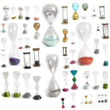 home decoration sand timer in hourglasses