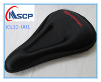 Hot Sell Waterproof bike seat cover/PVC or sponge bike seat cover/bike saddle cover