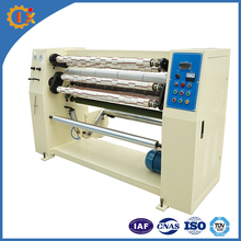 Electric Aluminium Foil Tape Slitting Machine Double Sided Tape Cutting Machine