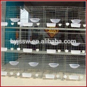 Stock 2018 hot sale pigeon breeding cage price one set (made in China)