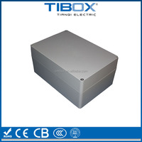 TIBOX 80*75*60mm/Waterproof Electric aluminium Boxes with Cable Gland