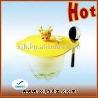 Novelty Design Silicone cup cover SC660
