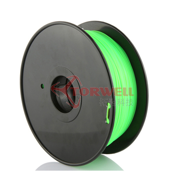 1.75mm 3mm ABS Filament for makerbot,luzbot,UP,Ultimaker,Prusa and any other FDM 3D printers