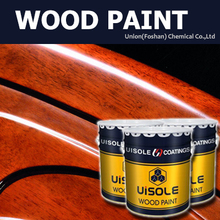PU resin Matt polyurethane paint for wood kitchen cabinet usage