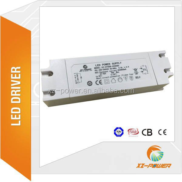 XZ-CY16B 31V 340mA 2015 hot sell Isolated led power Supply 340mA