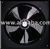 Axial Fan With External Rotor Motor (KV 4VGC25 250A X02-02)