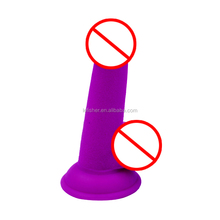 Beginner Sex Dildo Small penis dildo 6 inch realistic dildo with balls and suction cup, Adult sex toy