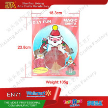 Decorative magic growing home decoration for magic Santa