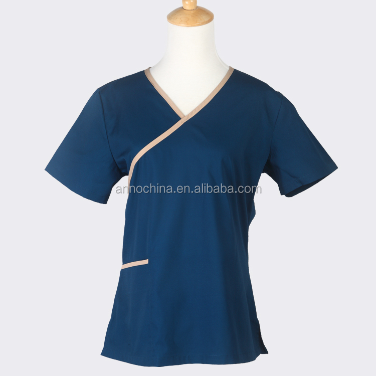 Fashiona Bule l Medical scrubs for hospital uniform