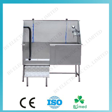 BS0708 Stainless steel dog grooming bathtub with best price