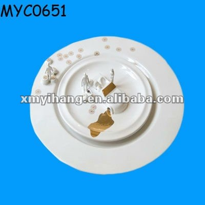 Kitchen ceramic designer crockery