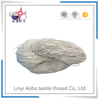 Professional supply 100% cone polyester cotton sewing thread
