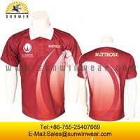 Top Quality Custom Tee Shirt Top/Sublimation T-Shirt Wholesale